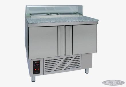 Fagor CMEP 100 G mini-pizza hűtőasztal