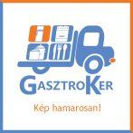 Liebherr FKvsl 2613 hűtőszekrény üvegajtóval, űrtartalom: 236 liter