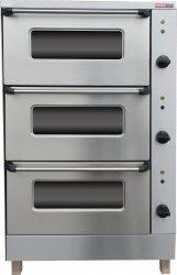 EMAX NS 1306 elektromos üzemű statikus sütőkemence