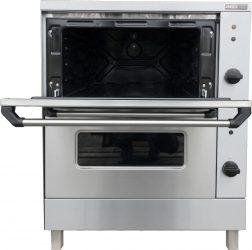 EMAX NGS 1200 gázüzemű sütőkemence
