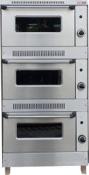 EMAX NGS 1300 gázüzemű sütőkemence