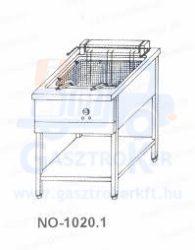 NO-1020.1 elektromos olajsütő, 20 literes