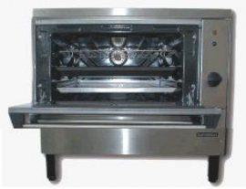 EMAX NS 1106 elektromos üzemű statikus sütőkemence