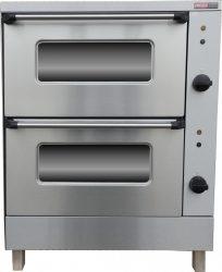 EMAX NS 1206 elektromos üzemű statikus sütőkemence