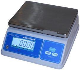 ENSWB-6 elektronikus asztali mérleg, méréshatár: 6 kg