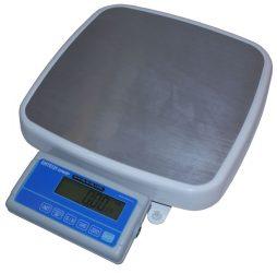 ENWRP-FO-150 elektronikus asztali mérleg,nagyméretű plató, méréshatár: 150 kg