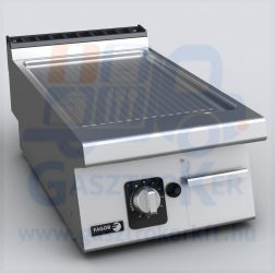 Fagor KORE FTG 7-05 VR asztali gázüzemű sütőlap, bordás lappal