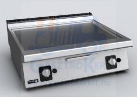 Fagor KORE FT-G710 VL asztali gázüzemű sütőlap, sima lappal
