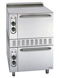 Fagor HE9-20 elektromos üzemű statikus sütőkemence