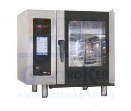 Fagor APE 061 elektromos üzemű kombinált sütő-pároló, 6xGN 1/1