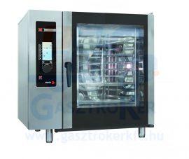 Fagor AG 102 gázüzemű kombinált sütő-pároló, kapacitás: 10 x GN 2/1 vagy 20 x GN 1/1