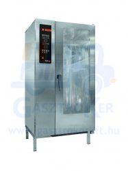 Fagor ACE 201 C elektromos üzemű kombinált sütő-pároló, regálkocsival