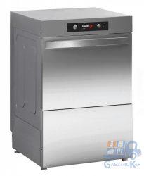 Fagor CO 350 pohármosogató gép, öblítőszer adagolóval, max pohár magasság: 19 cm