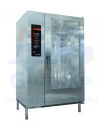 Fagor ACE 202 C elektromos üzemű kombinált sütő-pároló, regálkocsival