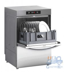 Fagor CO 400 pohármosogató gép, öblítőszer adagolóval, max pohár magasság: 27 cm