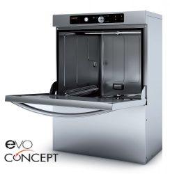 Fagor CO 500 B DD mosogatógép, zagyszivattyúval, mosogatószer adagolóval, 220 V feszültségre