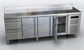 Fagor EMSP 250 HDDD rm. hűtőpult űrtartalom 564 liter