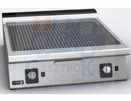 Fagor KORE FT-G910 V R asztali gázüzemű sütőlap, bordás lappal