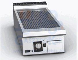 Fagor KORE FT-G905 V R asztali gázüzemű sütőlap, bordás lappal