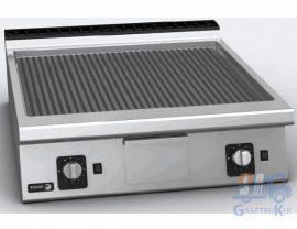 Fagor KORE FT-G910 R asztali gázüzemű sütőlap, bordás lappal