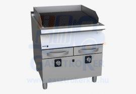 Fagor KORE B-G9101 grillsütő, öntöttvas ráccsal