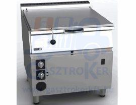 Fagor KORE SB-G910 IM gázüzemű buktatható serpenyő, rozsdamentes serpenyő, 90 literes