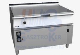 Fagor KORE SB-G915 IM gázüzemű buktatható serpenyő, rozsdamentes serpenyő, 120 liter
