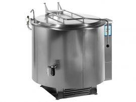 RKG 401 gázüzemű ételfőző üst, űrtartalom: 400 liter, indirekt fűtés