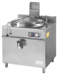 GLR 102 gázüzemű ételfőző üst, űrtartalom 100 liter, indirekt fűtés