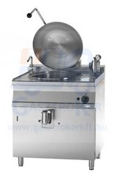 ELR 782 elektromos üzemű ételfőző üst, 80 liter