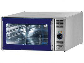 GES 001 elektromos üzemű statikus sütőkemence