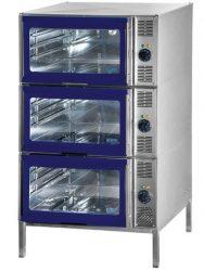 GES 003 elektromos üzemű statikus sütőkemence