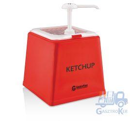 80171711 GDK-01 pumpás ketchup adagoló