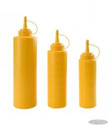 61970 A műanyag adagoló, űrtartalom: 0,7 liter