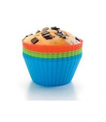 66745 szilikon muffin forma 12 darab