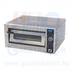 Maxima Deluxe Pizzasütő, kapacitás: 4 db 30 cm pizza sütéséhez