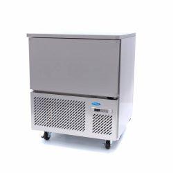 Maxima DBC 5 sokkoló hűtő-fagyasztó, 5xGN1/1 vagy 600x400