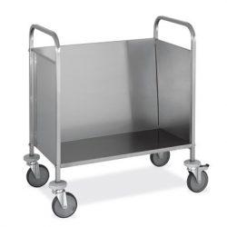 MC 1270 tányértartó kocsi kapacitás: 200 db tányér