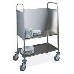 MC 1272 tányértartó kocsi kapacitás: 200 db tányér