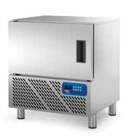 MEC BK5116040 sokkoló hűtő-fagyasztó, 5xGN1/1 vagy 600x400 mm méret