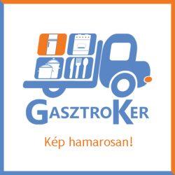Movilfrit FHM 10 elektromos üzemű asztali olajsütő (400V), 10 literes