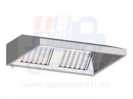 FE 10100 fali elszívóernyő, 1000x1000 mm