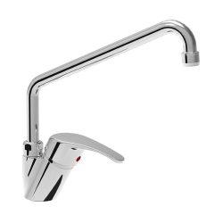 RUB00205252 Asztali karos keverőcsap kifolyóval, kifolyó 250 mm