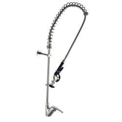S301 Előmosó-leverető zuhany asztali kivitel magasság: 1200 mm