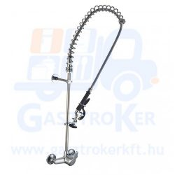 S303 Előmosó-leverető zuhany fali kivitel magasság: 1100 mm