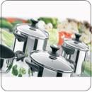 Háztartási sütő-főző edények