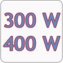 300-400 W teljesítményű motorokhoz
